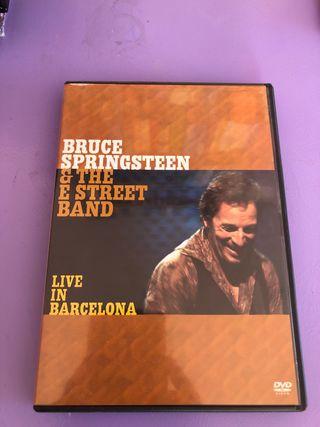 Concierto bruce springsteen 16 octubre 2002