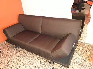 Sofá cama reclinable