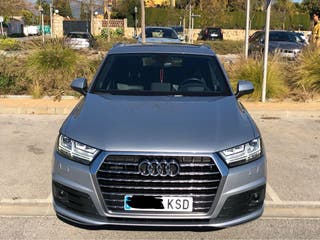 Audi Q7 3.0TDI s-line 2017
