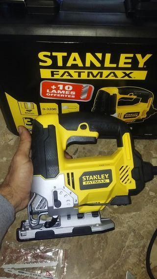sierra de calar Stanley