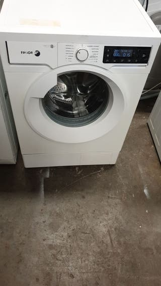 lavadora fagor de 8 kilos