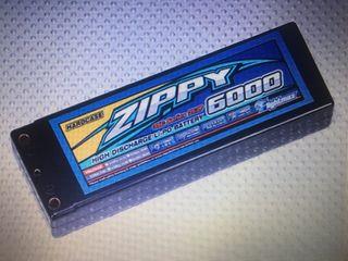 bateria zippy 6000mAh 2S2P 35C
