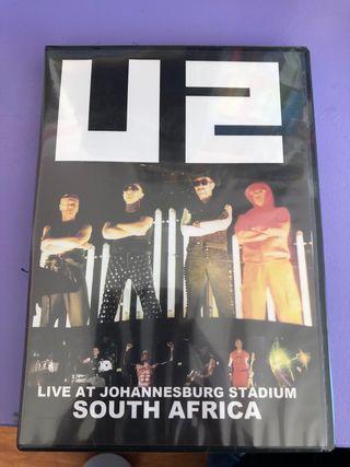 U2 concierto johannesburgo