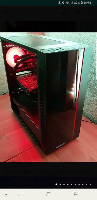 Pc Gaming - Ryzen 5 2600 3.9Ghz 16GB RAM DDR4 2600