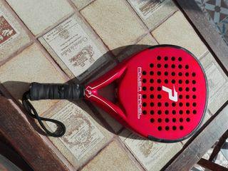 Pala de padel Power Padel red