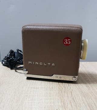 proyector mini Minolta