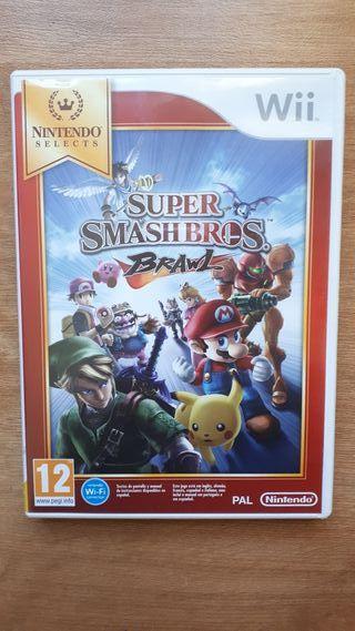Super Smash Bros. Brawl Wii