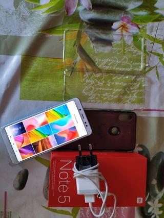 vendo Xiaomi redmi note 5 pro