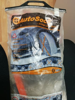 kit fundas autosock hielo/nieve 605