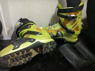 Bota esquí de travesía scarpa