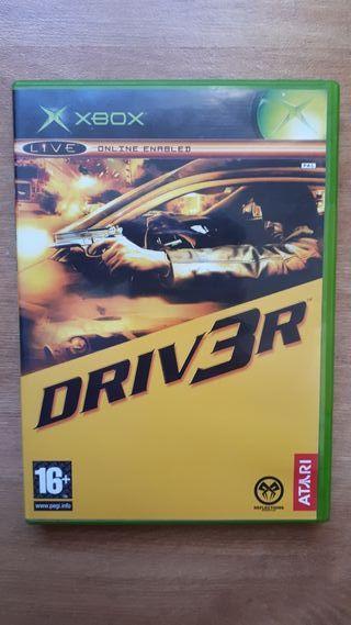 Driver 3 Xbox