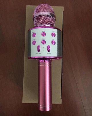 Micrófono Karaoke NUEVO