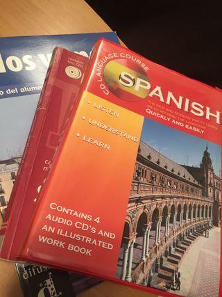 Spanish classes for English