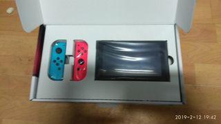 Nintendo switch a estrenar