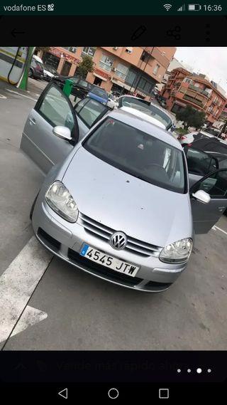 Volkswagen golf 5 2005