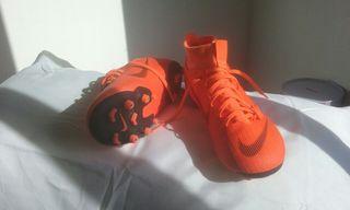 botas de fútbol niño nike