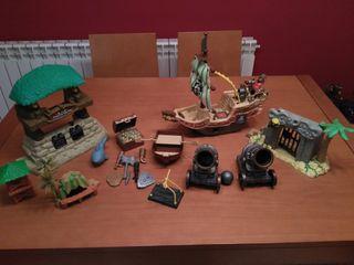 Juego de piratas para niño