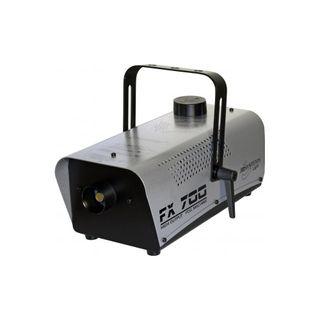 Alquiler máquina de humo, efectos, luces, láser