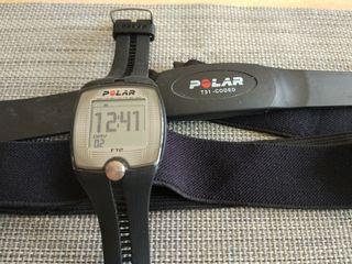 Reloj pulsometro Polar ft2