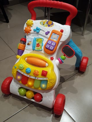 8646b9472 Andadores para bebés de segunda mano en la provincia de Lleida en ...