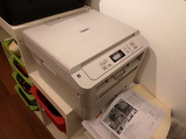 Impresora láser multifuncion brother 7055w