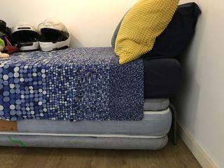 Estructura doble cama