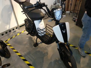 bicicleta eléctrica cuca