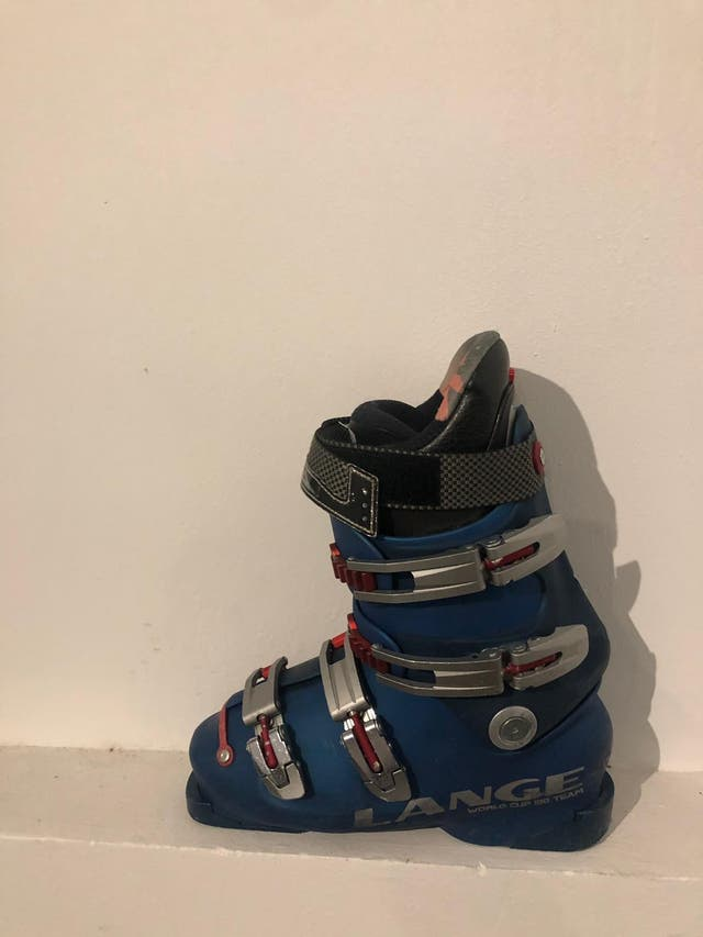 Botas de esquí LANGE World Cup 100 Team