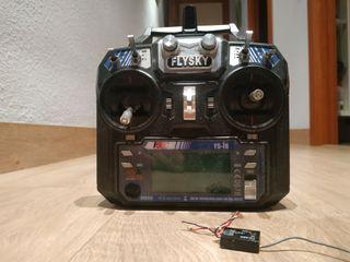 emisora flysky fs i6