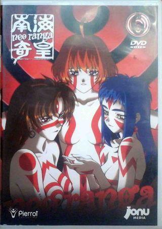 DVD: Manga. Neo Ranga - T. 2 Cap. 41 al 48