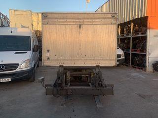 Puerta elevadora camión