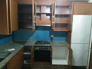 Muebles frente de cocina
