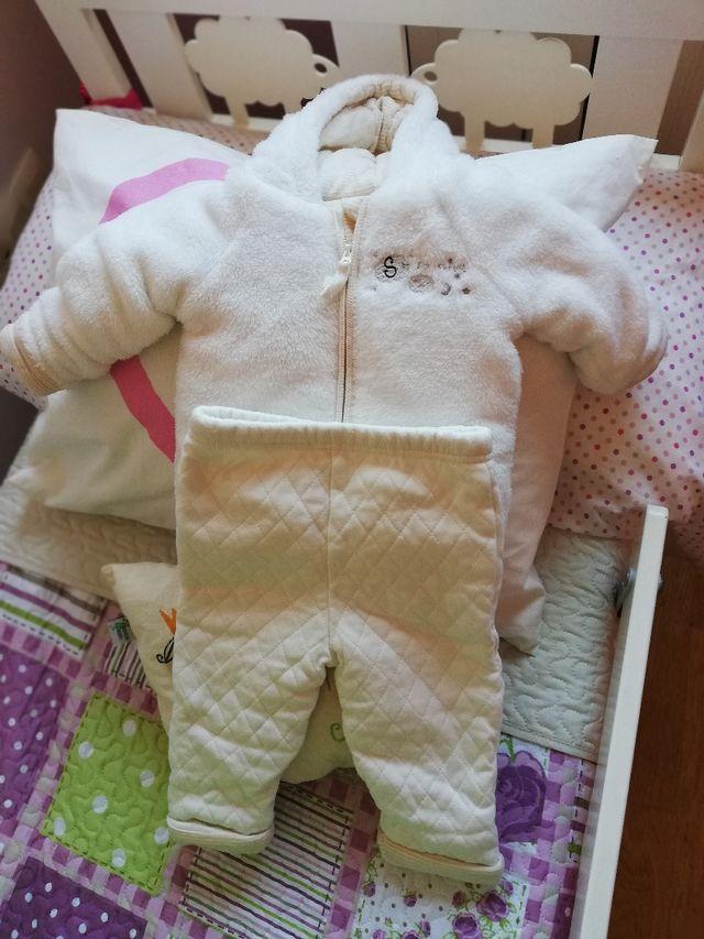 traje, mono, buzo 9-12 meses
