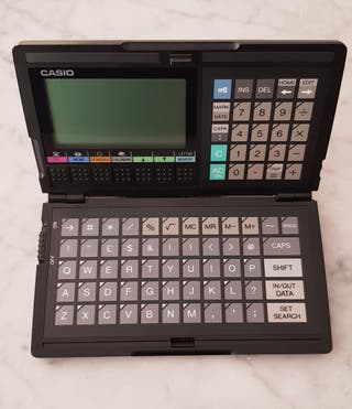 Calculadora Casio sf 4000 Digital Diary