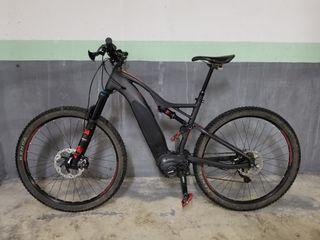 "Bicicleta eléctrica Orbea Wild FS30 29"""