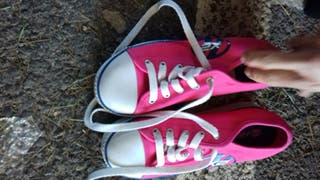 Zapatillas con ruedas niña nuevas. Regalo ideal!!