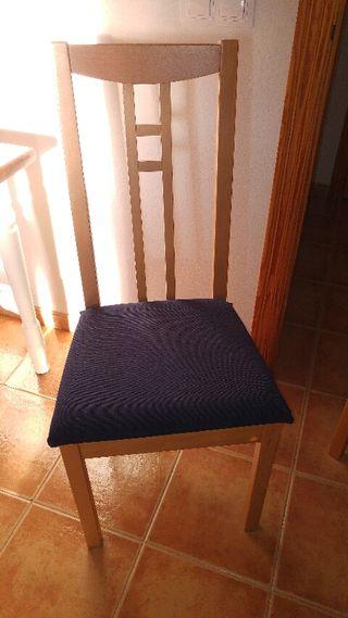 fundas ajustables para sillas