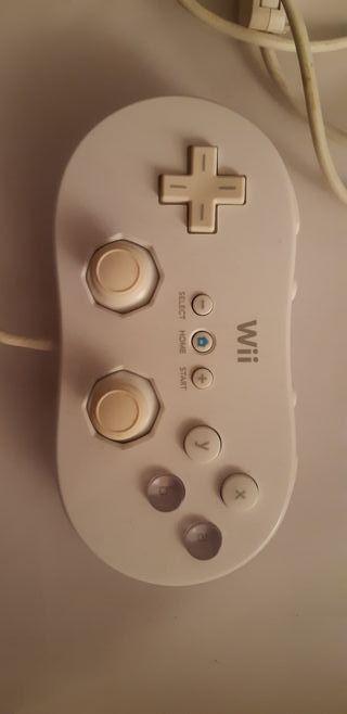 Wii Mando Pro