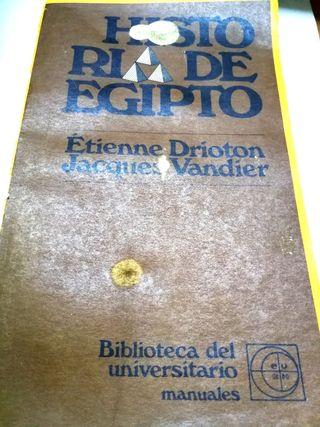 Historia de Egipto, Etienne Diotron, Jacques V.
