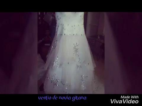 vestio de novia