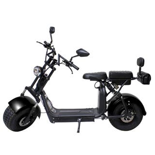 moto citycoco chopper 2200w scooter electrica led