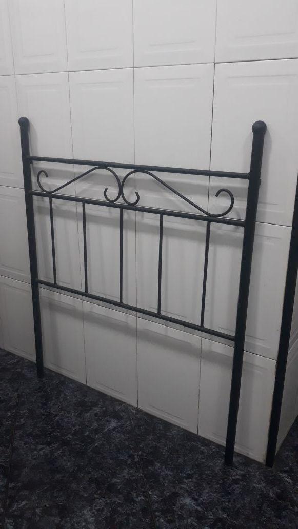 Cabezal cama 90 hierro forjado