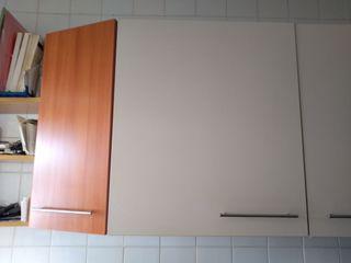 Muebles de cocina y lavadora