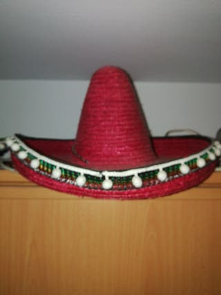Sombrero mexicana de segunda mano en Sevilla en WALLAPOP 58062a2f010