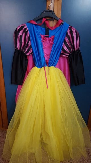 Disfraz original de Blancanieves
