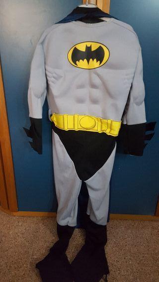 Disfraz original de Batman