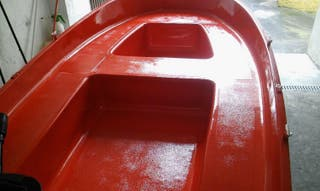 Barca fibra
