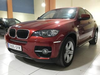 BMW Serie X6 Serie X6 xDrive3.0d 3,0 Ltr. - 180 kW Turbodiesel Euro-Norm 5 2010