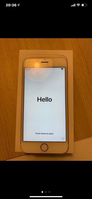 IPHONE 6S ORO 64GB