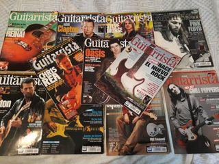 Guitarrista revistas